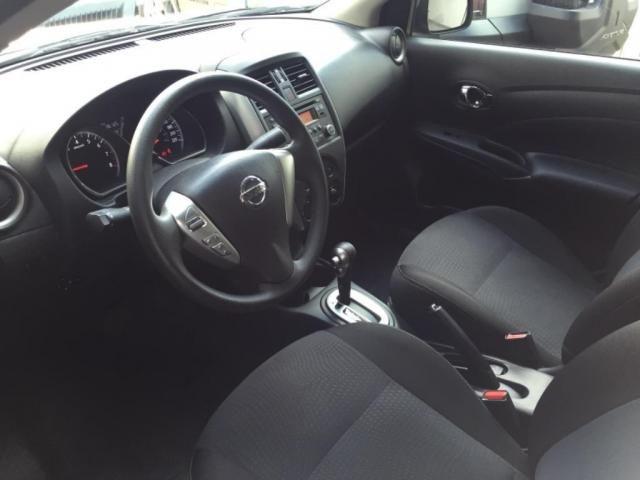 Nissan Versa 1.6 SV CVT - Foto 6