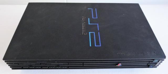 Playstation 2 Fat - Destravado com defeito - Foto 2