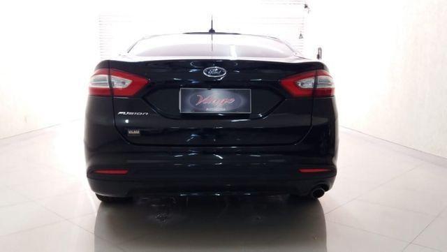 Ford Fusion 2.5 16V iVCT Flex 2016 zero de entrada - Foto 6