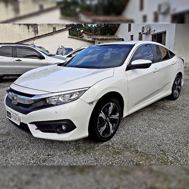 Honda Civic EX 2018 Automático * Apenas 23.000 km - Foto 3