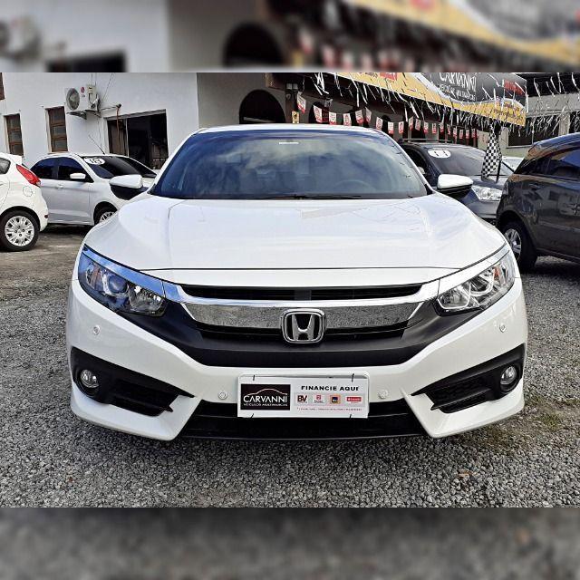 Honda Civic EX 2018 Automático * Apenas 23.000 km - Foto 2