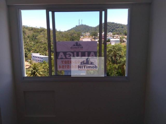 Ótimo apartamento no Condomínio Portal do Verde em Pendotiba na Estrada Caetano Monteiro 4 - Foto 19