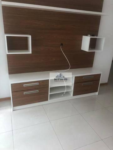 Excelente Apartamento na Mariz e Barros 272 em Icaraí no Condomínio Calle Veronna, com arm - Foto 10