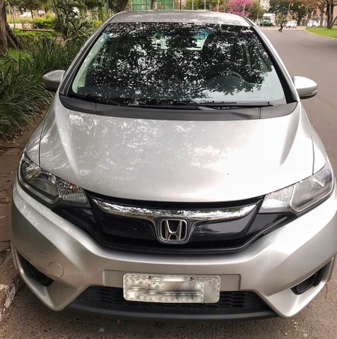 Honda Fit EX 2016 Lindo!!