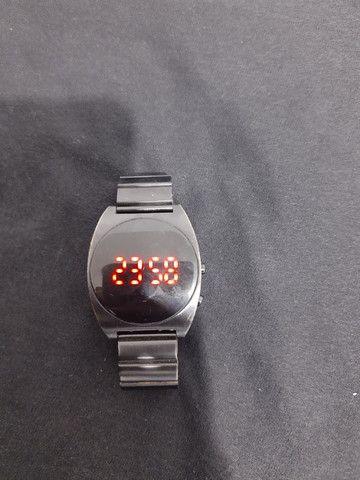 Relógio Chilli Beans Digital Preto - Foto 6