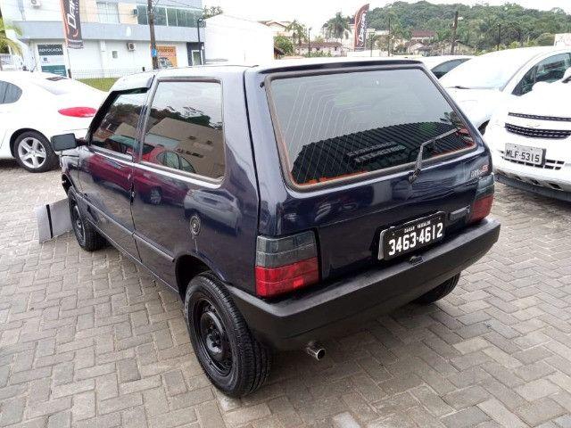 Fiat uno 1998 ex (relíquia) - Foto 3