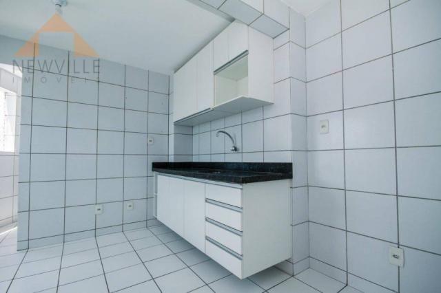 Apartamento com 3 quartos para alugar, 94 m² por R$ 3.785/mês - Boa Viagem - Recife/PE - Foto 17