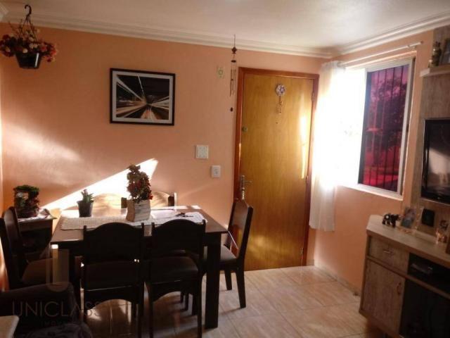 Apartamento com 2 dormitórios à venda, 38 m²- Pasqualini - Sapucaia do Sul/RS