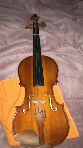 Violino eagle modelo VE441 4x4 arco c/Breu e estojo - Foto 2