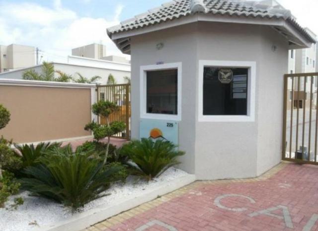 More a 5 minutos do centro. Belo apto 2 dormitórios à venda, 47 m² por R$ 139.900 - Santan - Foto 3