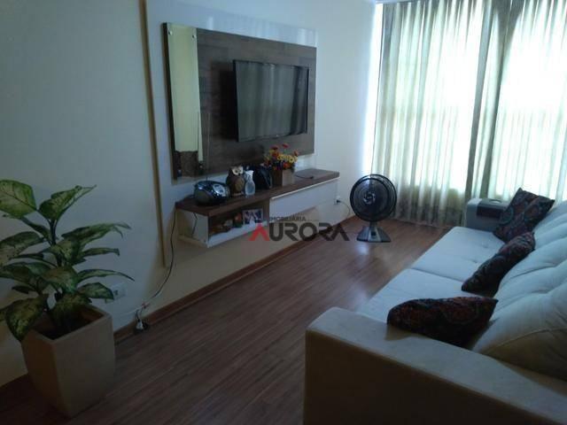 Apartamento Res. Castelo Branco II com 3 dormitórios à venda, 90 m² por R$ 185.000 - Cháca - Foto 6