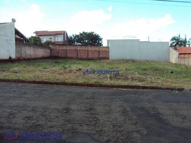 Terreno à venda, 585 m² por R$ 295.000 - Cambezinho - Londrina/PR