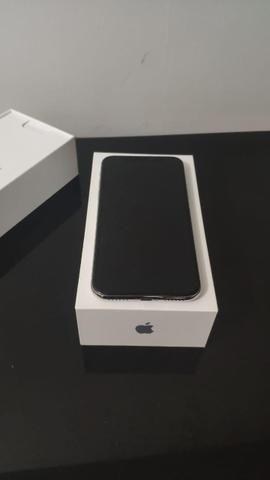 Iphone x 64 gb c/ garantia - impecável