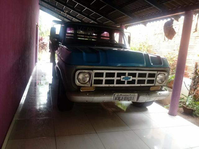 C10 a gasolina - Foto 2