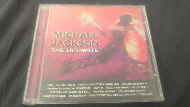 Cd Michel Jackson  tributo