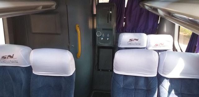 Ônibus Executivo Scania k124 confort ship - Foto 3