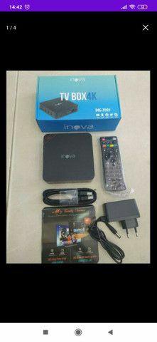 TV Box ORIGINAL INOVA 4k