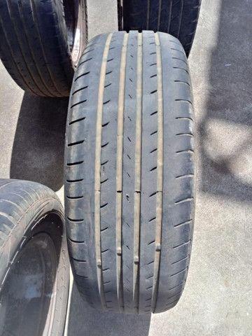 Jogo Roda Pneu Aro 17 Honda Crv 2011 - Foto 5