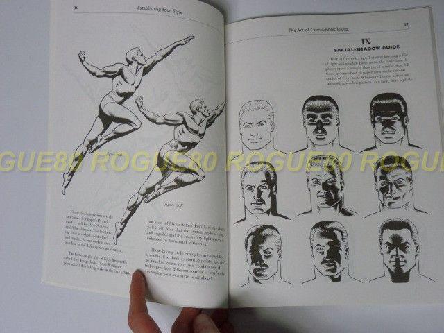 The Art of Comic-Book Inking - Aprenda a fazer arte-final HQ - Foto 2