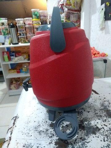 Garrafa térmica 9 litros