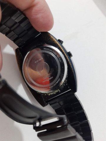 Relógio Chilli Beans Digital Preto - Foto 4