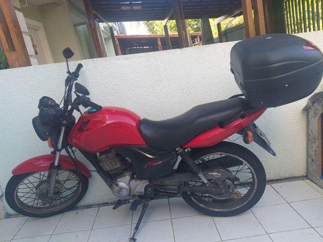 Moto cg fan125 50 mil km 4.500