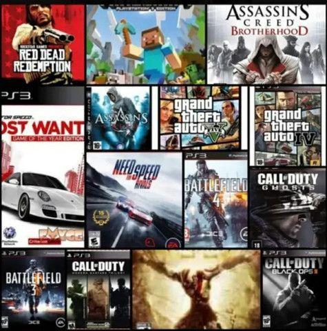 2.000 jogos de Ps3 digital  - Foto 5