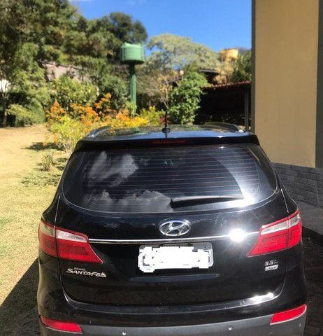 Hyundai Grand Santa Fé 3.3 MPFI 4X4 7 Lugares V6 2014 - Foto 4