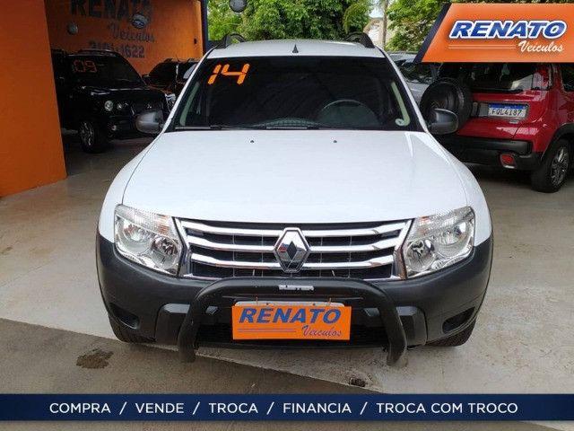 Renault Duster 1.6 2014 Completa Muito Nova - Foto 2