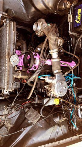Chevette turbo motor recém revisado - Foto 6