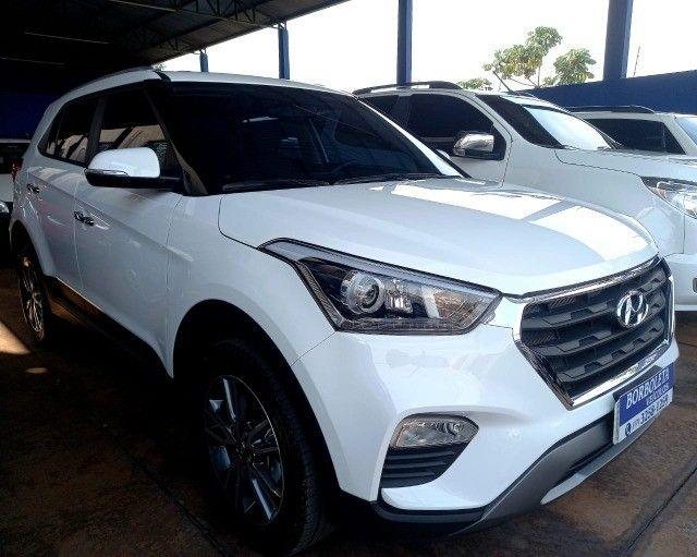 Hyundai Creta Prestige 2.0 Flex Automática Ùnico Dono C/11.000KM. - Foto 2