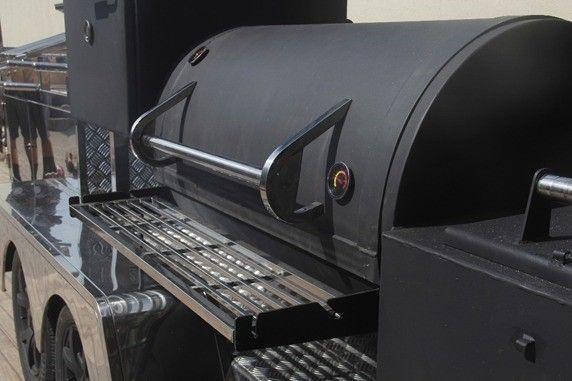 Pitsmoker Trailer  plataforma de churrasco e defumação  - Foto 4