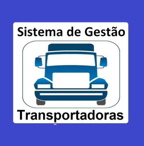 Sistema de Gestão para Transportadoras de Fretes, Transportes. Cadastros, Caixa,Financeiro