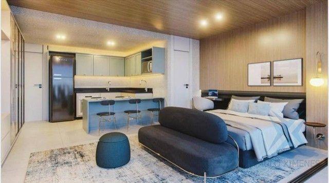 Apartamento compacto à venda, 37 m² por R$ 322.000 - Engenheiro Luciano Cavalcante - Forta - Foto 7