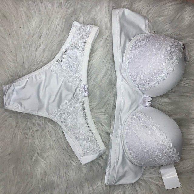 Conjunto lingerie - Calcinha e Sutiã  - Foto 5