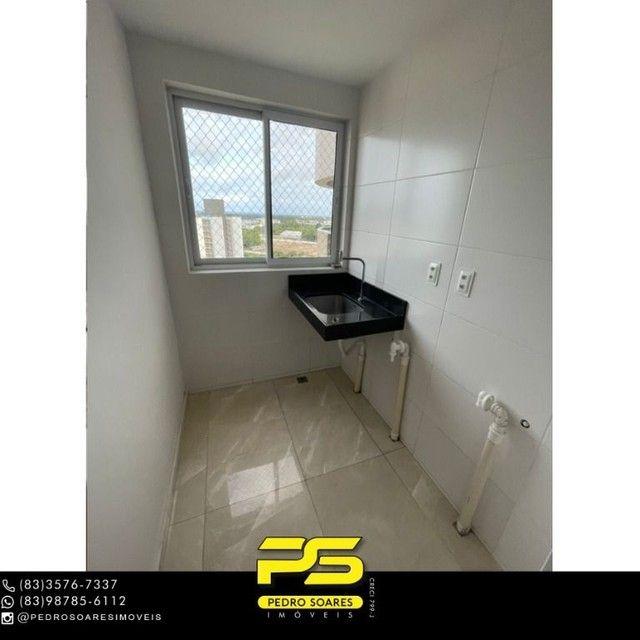 Apartamento com 3 dormitórios para alugar, 190 m² por R$ 6.200/mês - Altiplano Cabo Branco - Foto 9
