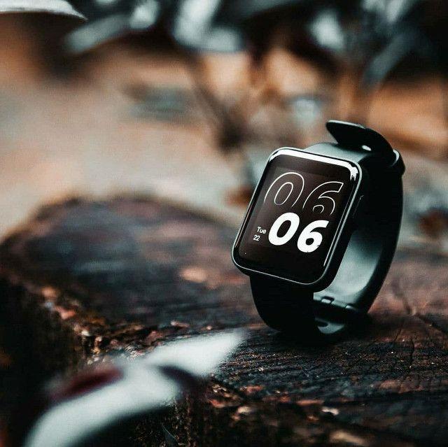 Smartwatch Xiaomi Mi Watch Lite - Lacrado  - Foto 2