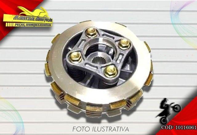 Kit Embreagem Titan 150/ Bros 150/ Fan 09 WGK (10116061)