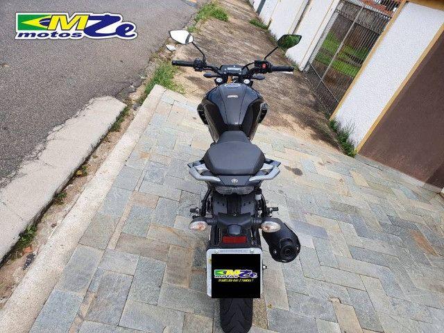 Yamaha FZ 25 Fazer 2020 Preta com 15.000 km - Foto 13