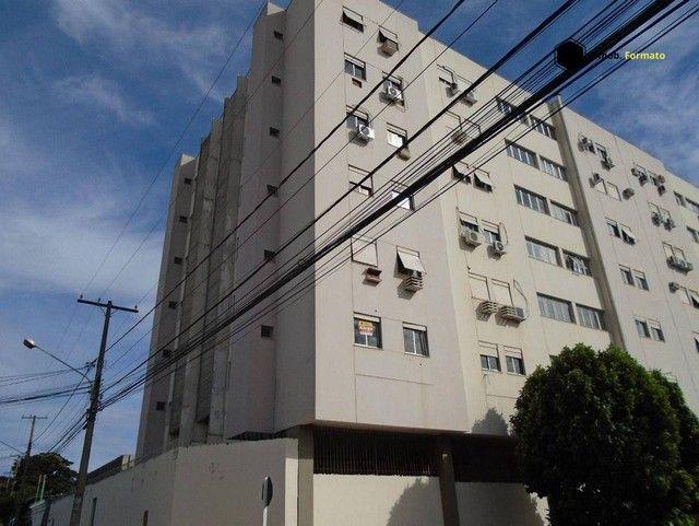 Apartamento para alugar, 65 m² por R$ 900,00/mês - Centro - Campo Grande/MS - Foto 3
