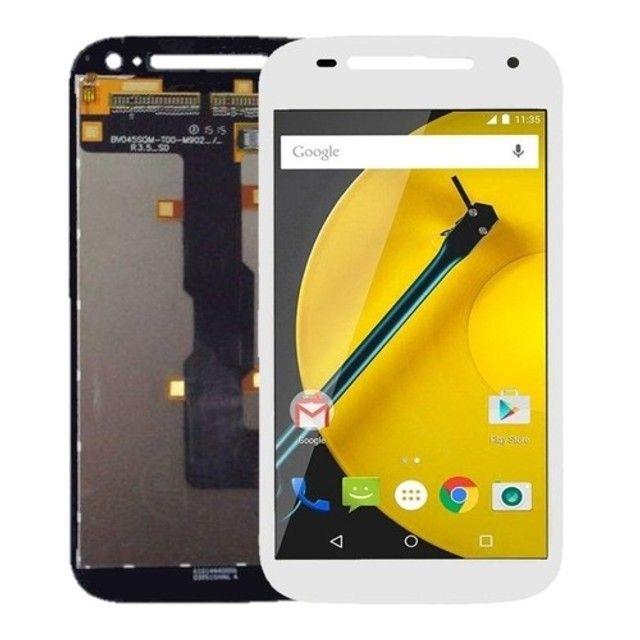 Tela Touch Display Motorola E1 E2 E4 E5 E6 E6 Play