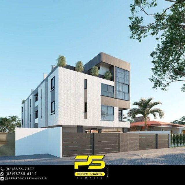 Apartamento com 3 dormitórios à venda, 70 m² por R$ 265.000 - Altiplano Cabo Branco - João - Foto 3