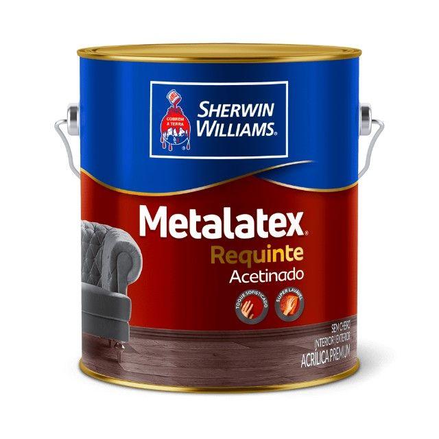 Tinta Metalatex Super Lavável - Foto 3