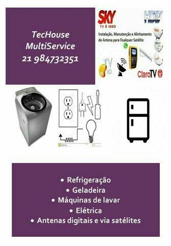 Refrigeração Maquinas e instalações