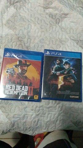 Jogos para PS4 original