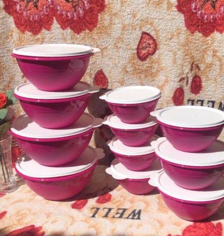 Tupperware com descontos imperdíveis (ganhe brinde em compra acima de 100, 00)  - Foto 2