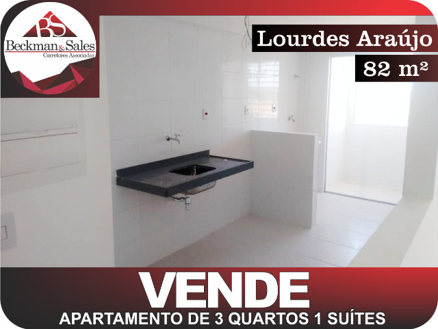 Residencial Lourdes Araújo - Foto 12