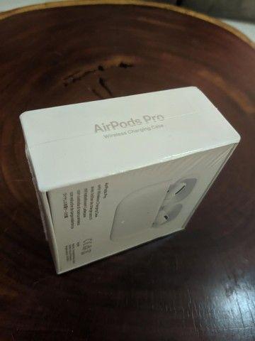 Fone Apple AirPods Pro Wireless ORIGINAL Lacrado NOVO - Foto 3