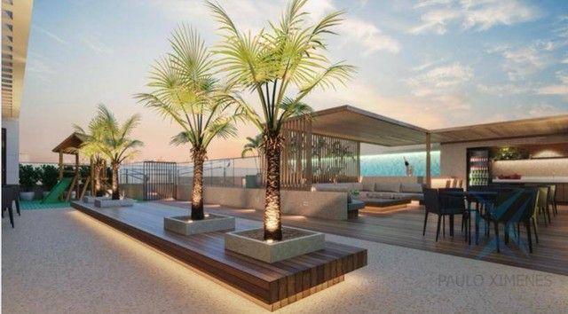 Apartamento compacto à venda, 37 m² por R$ 322.000 - Engenheiro Luciano Cavalcante - Forta - Foto 9