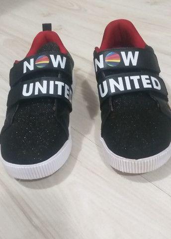 Tênis Now United 36
